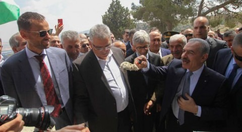 EU, France and the Palestinian Authority launch the Nexus North Project