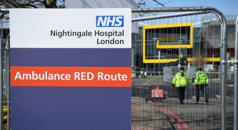 Coronavirus: How Thames Water is protecting hospitals and care homes