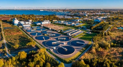 NIB finances the development of water and wastewater infrastructure in Tallinn