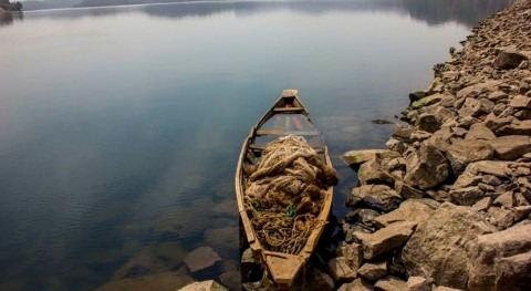 We found traces of drugs in dam that supplies Nigeria's capital city