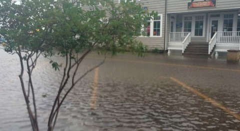 U.S. high-tide flooding continues to increase
