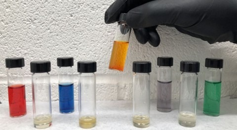 New material shown to more efficiently desalinate water