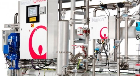 Veolia launches reverse osmosis system for the food and beverage industry