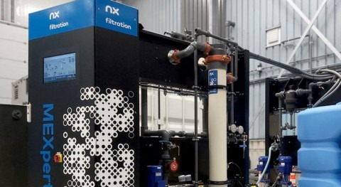 NX Filtration starts nanofiltration pilot with drinking water company PWN