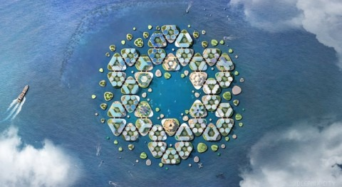 Floating cities: the future or washed-up idea?