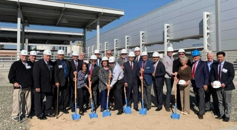 California's OCWD breaks ground on GWRS final expansion project