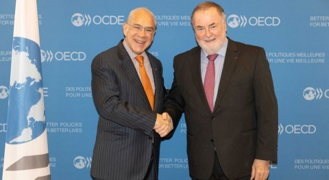 OECD and WWC announce partnership to help drive water security in Africa