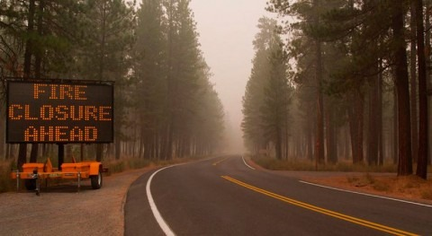 Unprecedented combination of weather and drought conditions fueled Oregon's September wildfires