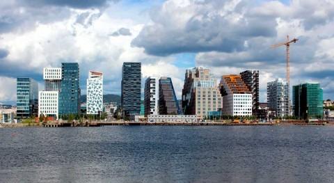 Skanska builds new water supply system in Oslo, Norway