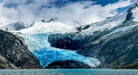 Global glacier melt raises sea levels and depletes once-reliable water source