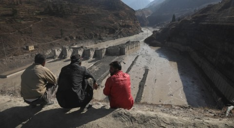Climate change: as mountain regions warm, hydroelectric power plants may bevulnerable