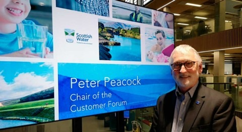Scottish water sector partners back ambitious plan