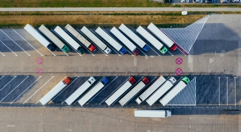 How the lorry driver crisis is impacting the water industry and our environment