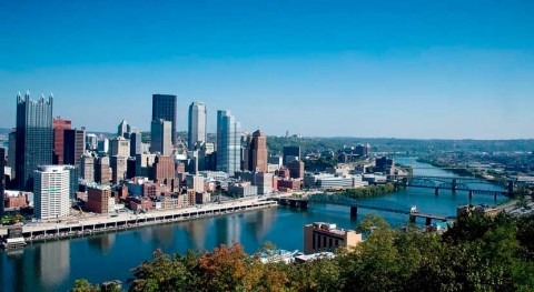 Michael Baker will assist Alcosan to improve water quality in Pittsburgh, US