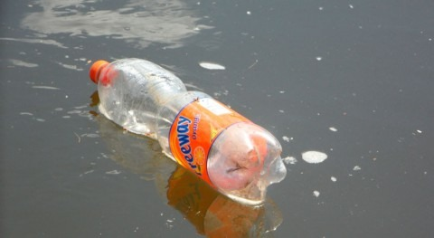 59% of litter in English and Welsh canals is plastic