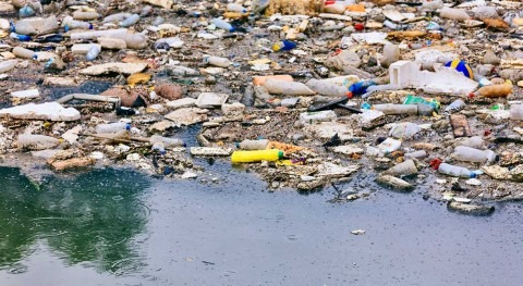 Study reveals how 98 per cent of plastics at sea go missing each year