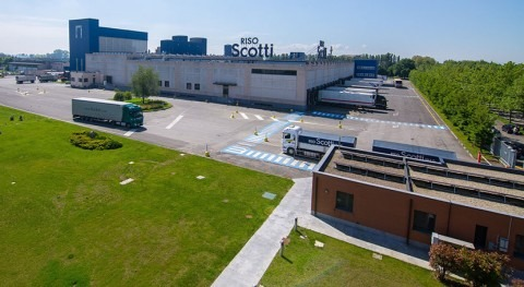 Veolia Water Technologies chosen by Riso Scotti to design new wastewater treatment plant