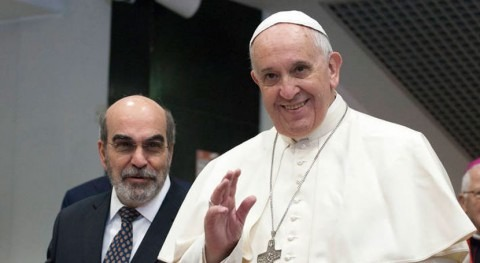 In letter to Pope Francis, FAO's chief stresses how access to water is critical to fight hunger