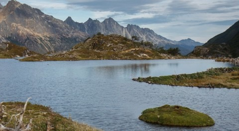 Tierra Fuego: water that keeps the secrets of life