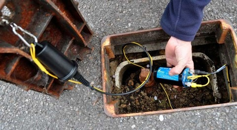 Regulated UK market leads on leak detection