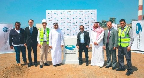 Almar Water Solutions breaks ground for the Shuqaiq 3 desalination plant