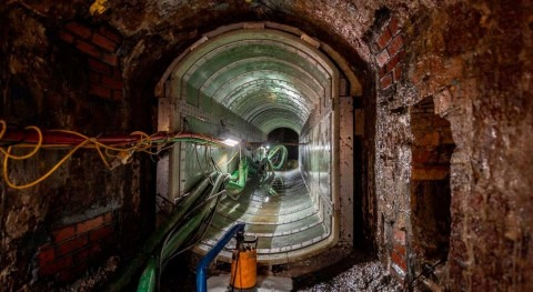 £20 million London sewer upgrade wins top construction award
