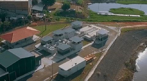 ACCIONA completes the sanitation works of the Bay and metropolitan area of Asunción (Paraguay)