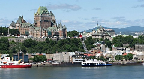 Canada and Quebec invest in better wastewater treatment in Sainte-Eulalie