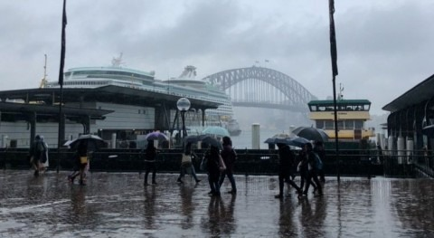 Heavy rainfall in Australia relieves drought but poses new hazards