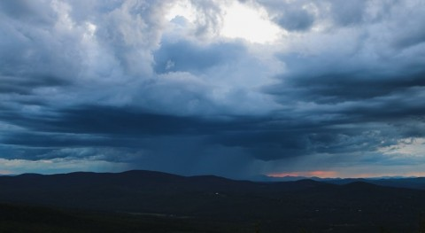 States in western U.S. look at cloud seeding to tackle drought