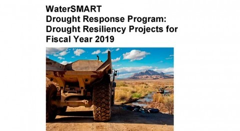 Reclamation makes funding available for projects that build long-term resilience to drought