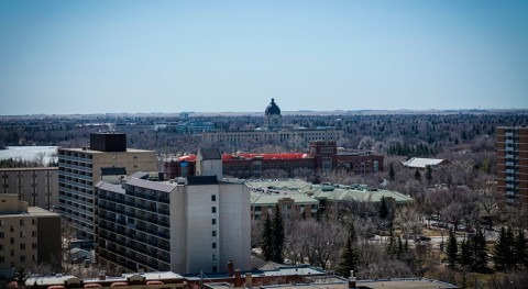 Residents of Regina, Moose Jaw and area to benefit from improved potable water infrastructure
