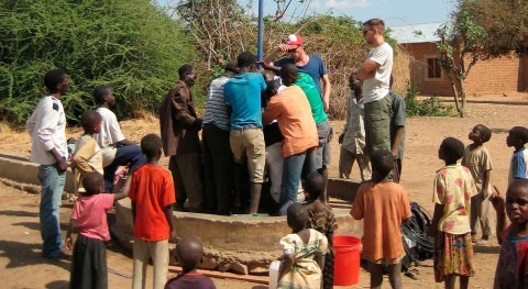 continental coalition is set in motion to support sustainable groundwater use across Africa