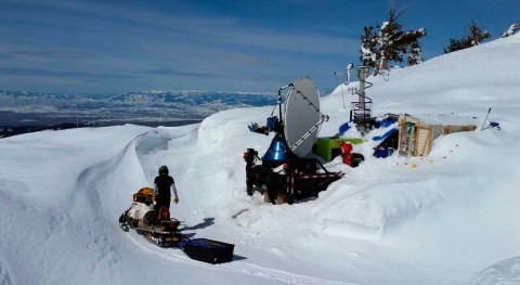 Let it snow: Researchers put cloud seeding to the test
