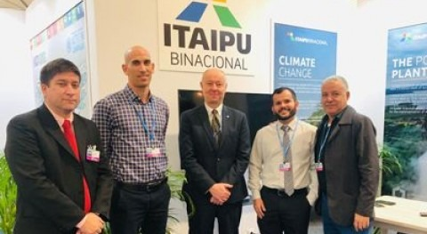 Itaipu and launch the Sustainable Water and Energy Solutions Network