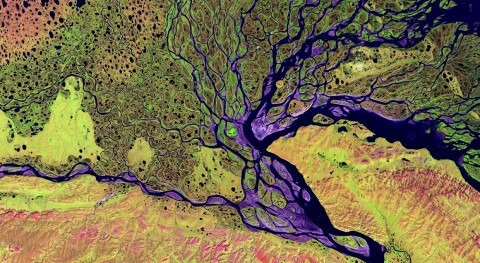 Sea-level rise could make rivers more likely to jump course