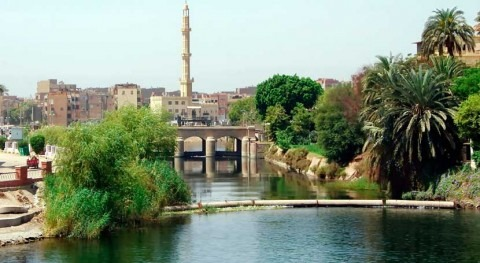 Xylem's water monitoring program helps protect the Nile