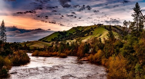 Study points to global streams and rivers' contribution to climate change
