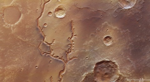 River relic found on Mars