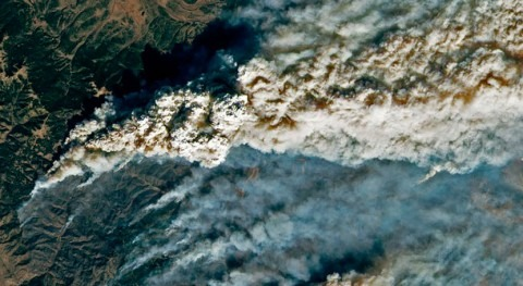 Rocky Mountain forests burning more now than any time in the past 2,000years