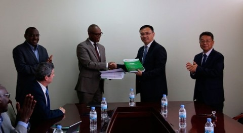 China's SynoHydro to build Nyabarongo-II Hydropower Plant in Rwanda