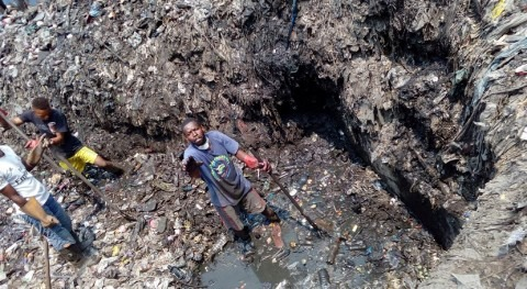 New report highlights dire working conditions of sanitation workers in some developing countries