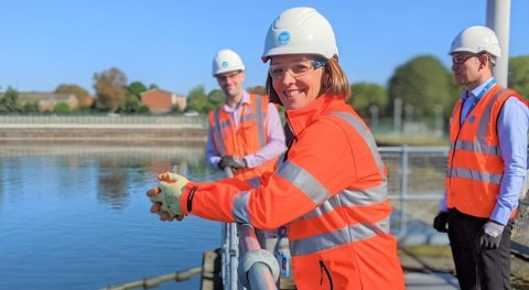 Thames Water named in The Times Top 50 Employers for Women