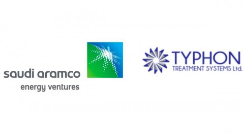Saudi Aramco Energy Ventures invests in water treatment innovator Typhon Treatment Systems