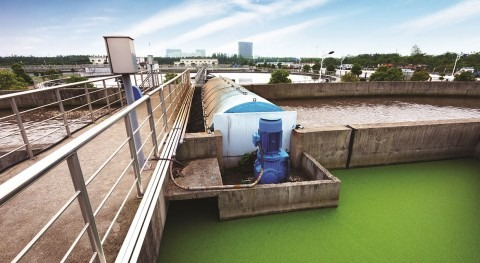 Combining improvement processes and technology: key to maximise potential of wastewater plants