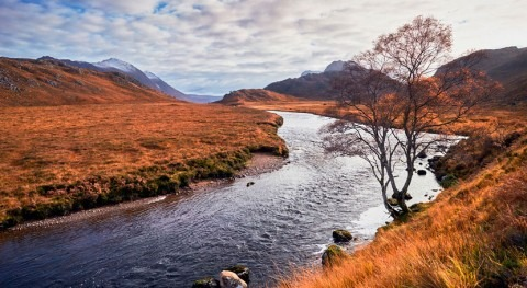Scottish rivers could face three times as many droughts