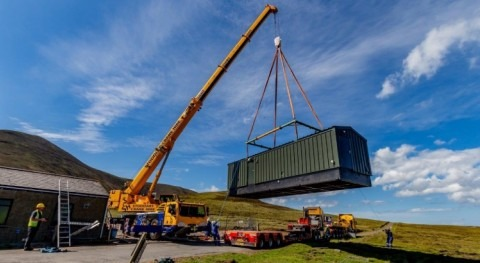 Companies form new delivery vehicle to support Scotland's water and waste water services