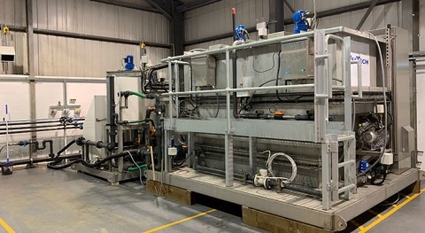 Waste water treatment trial of Microvi shows promising results
