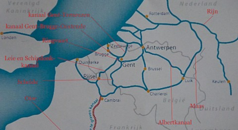 Arcadis and Sweco are working together on studies for the Seine-Northern Europe Canal