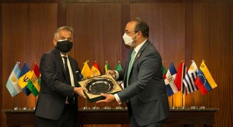 Sergio Díaz-Granados becomes president of CAF